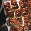 Recipe of the Season: Hazelnut Shortbread Chocolate Bars!