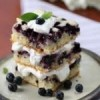 Summertime Lemon Zest-Blueberry Layer Cake Recipe!