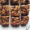 Oregon Grower's Pistachio & Red Raspberry Jam Blondies