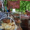 "Portland Farmers Market's ""Tart Lady"" fills her famous cookies with Oregon Growers Marionberry Jam"