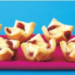 Cranberry Pear Puffs