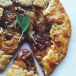 Oregon Growers Cranberry & Carmelized Onion Galette with Brie Cheese3