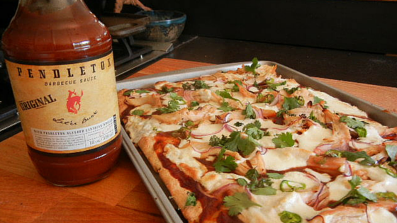 BBQ Pizza-Blog
